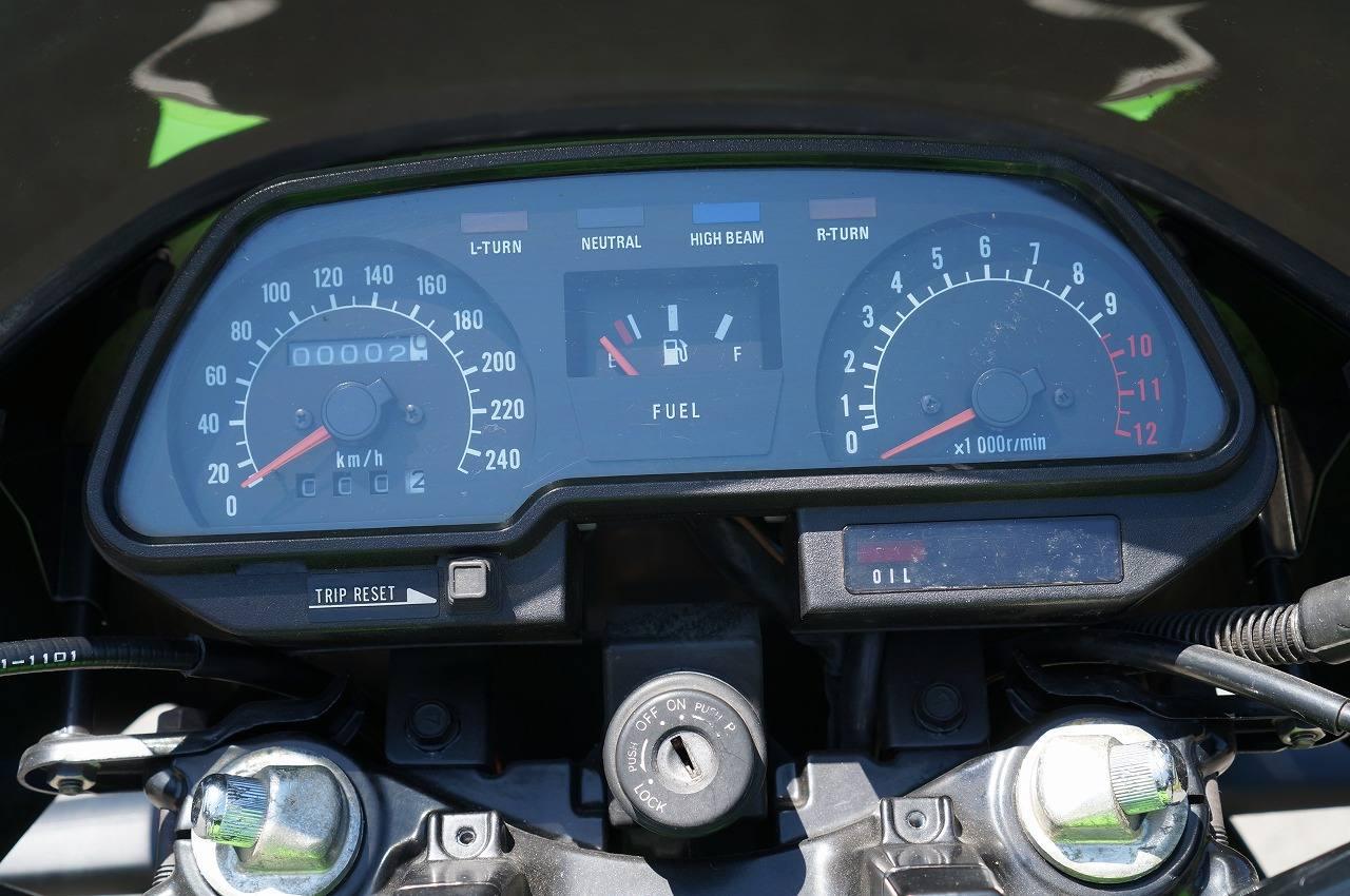 Z1000R2 メーター
