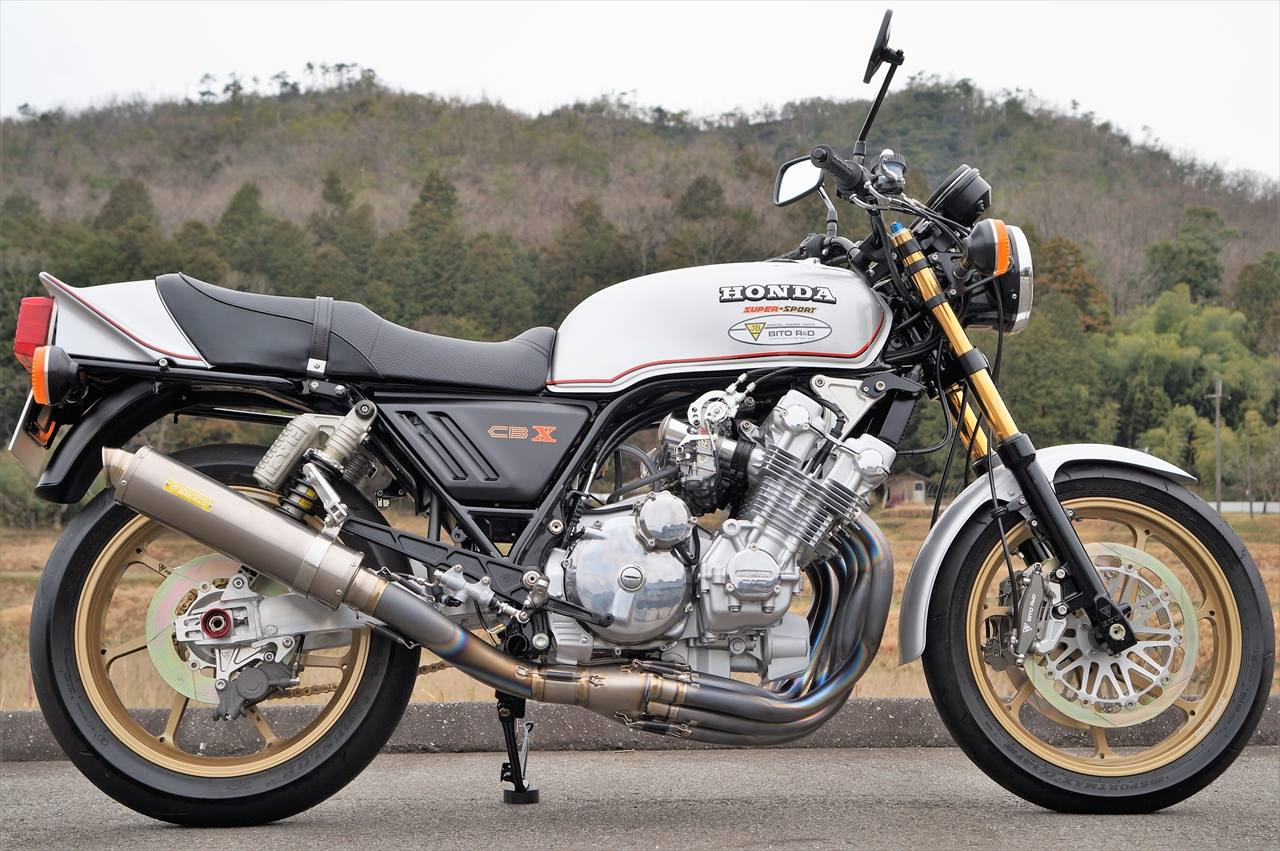 CBX1000 右サイド