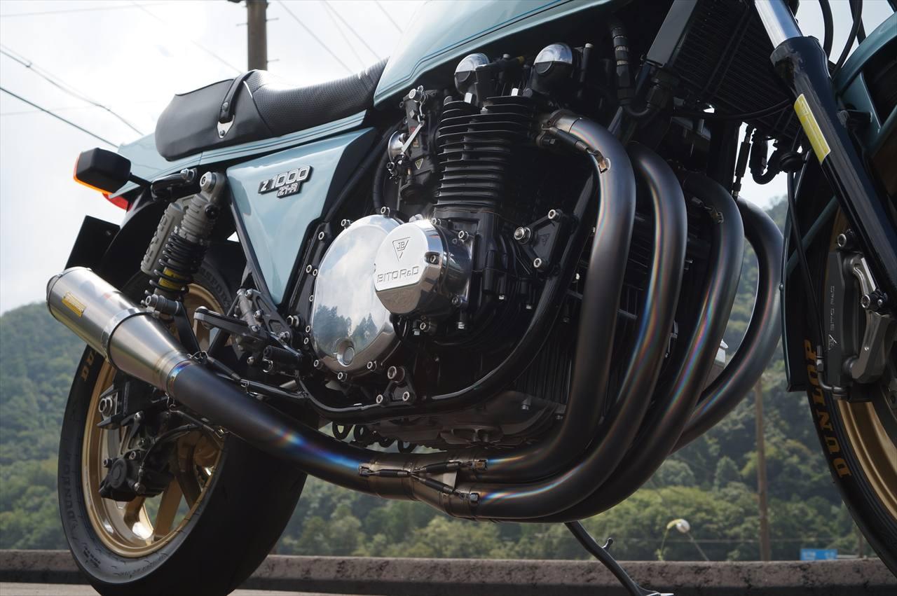 Z1R_マフラー_Exhaust_006